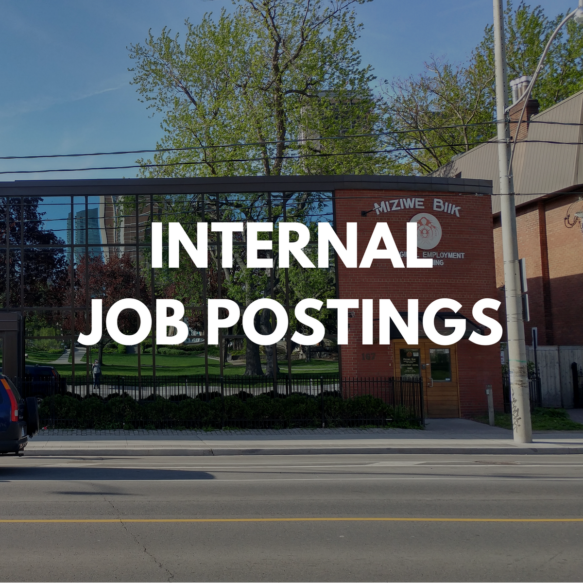Internal Postings
