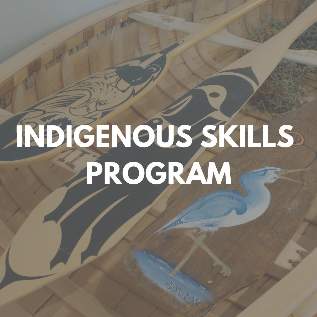 Indigenous Skills Program