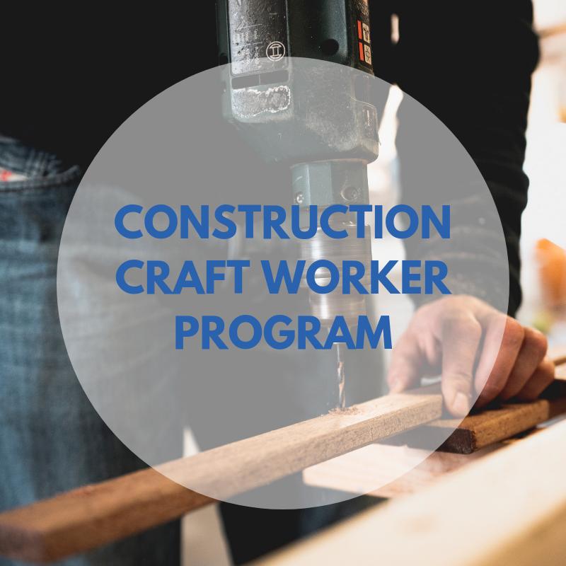 Construction Craft Worker Program