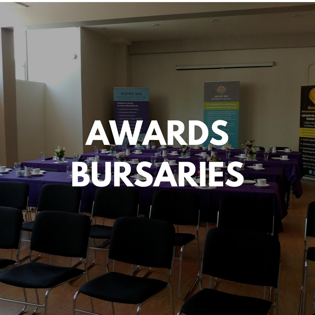 Awards/Bursaries
