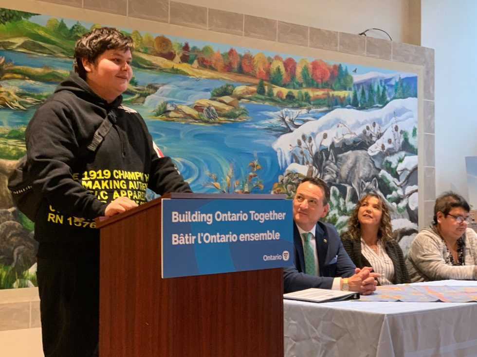 News Release: Ontario Investing In Indigenous Economic Development Across The Province