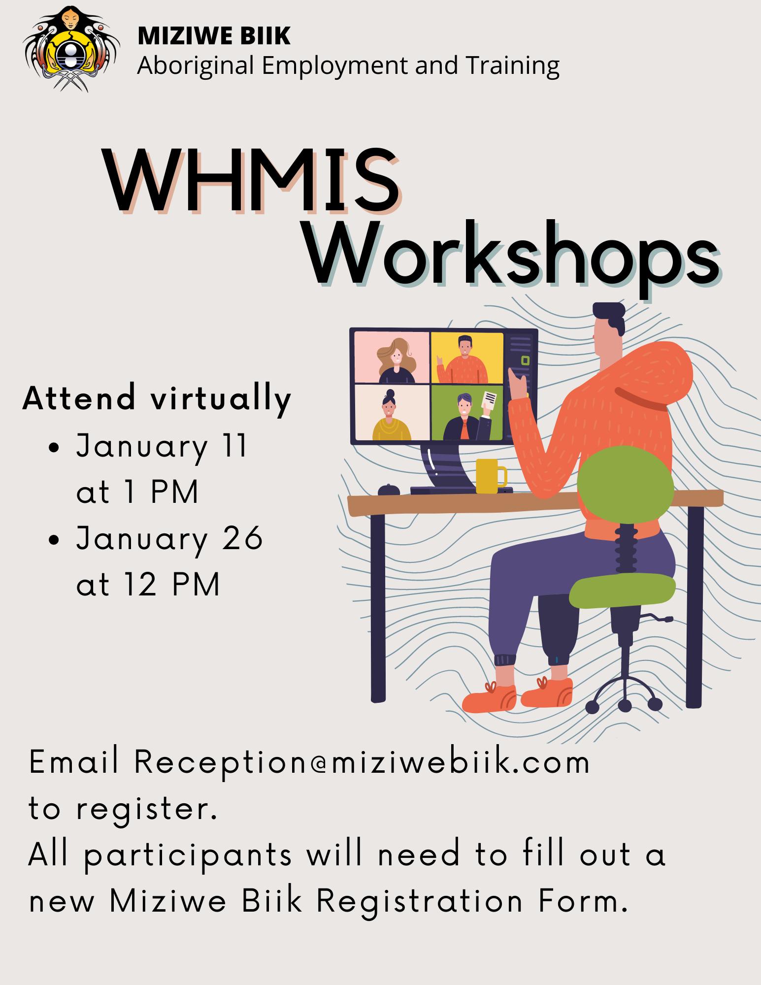 WHMIS Workshops
