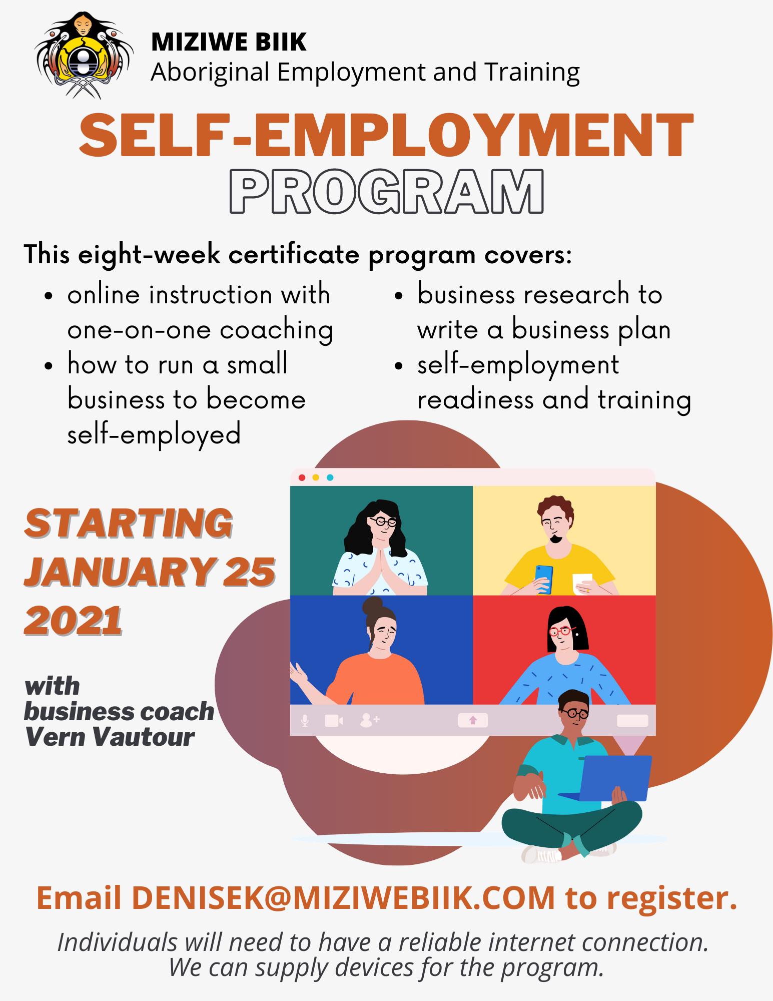 Self-Employment Program